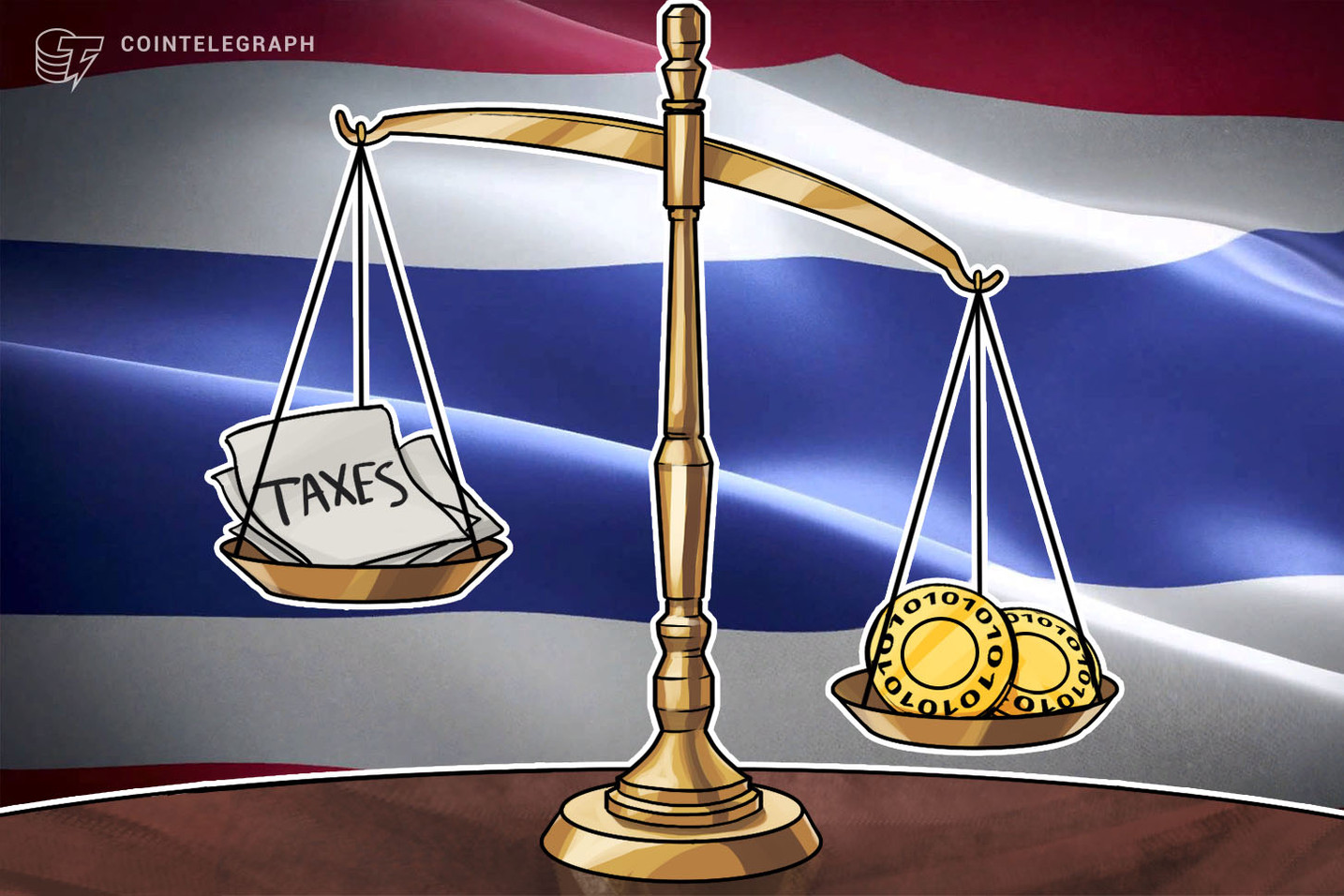Thai SEC Tech Consultant 'Hopes' Authorities Will Reconsider Digital Asset Tax For ICOs