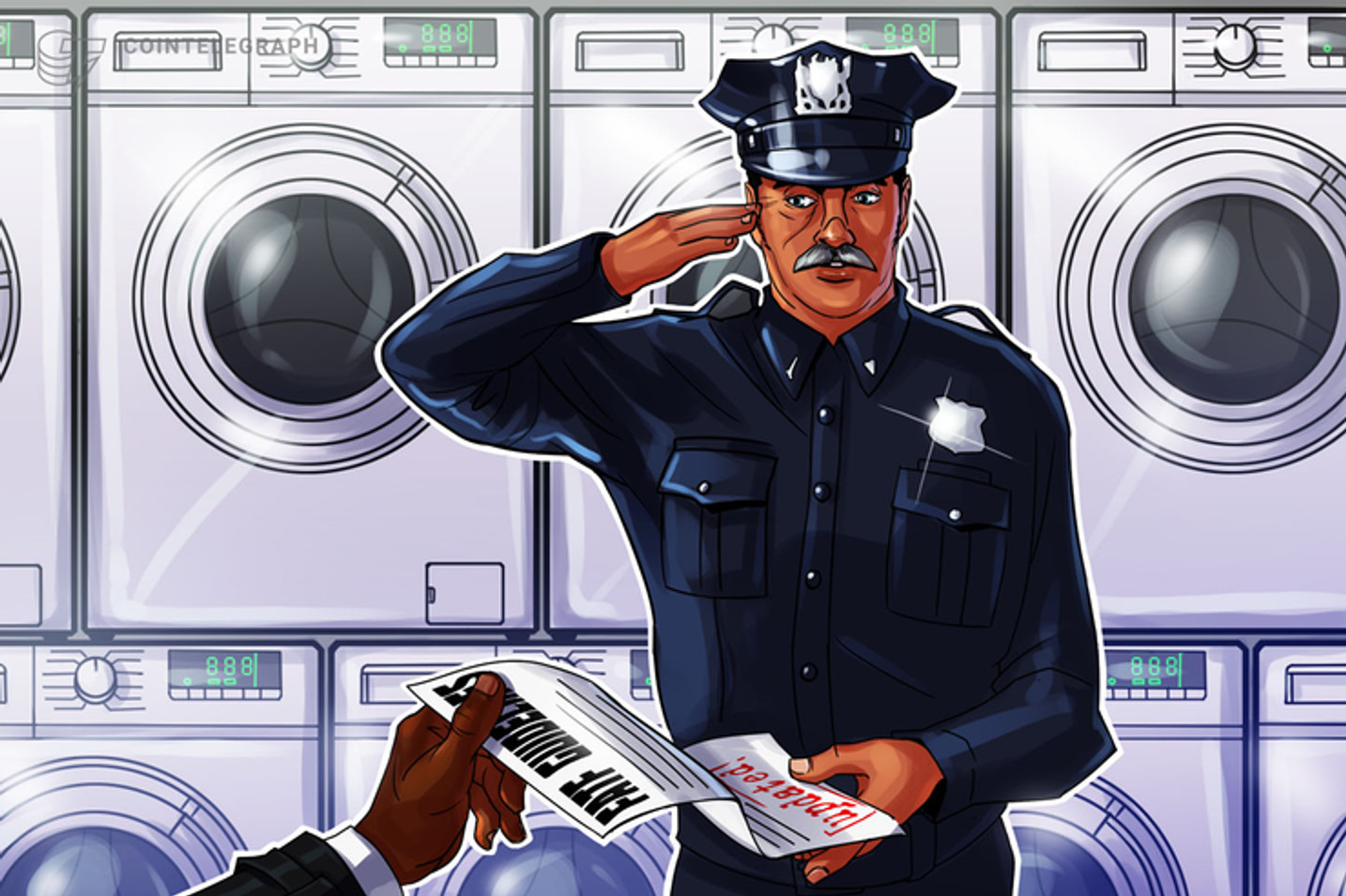 CipherTrace insta a las compañías que trabajan con criptomonedas a prepararse para el cumplimiento de las normas contra el lavado de dinero
