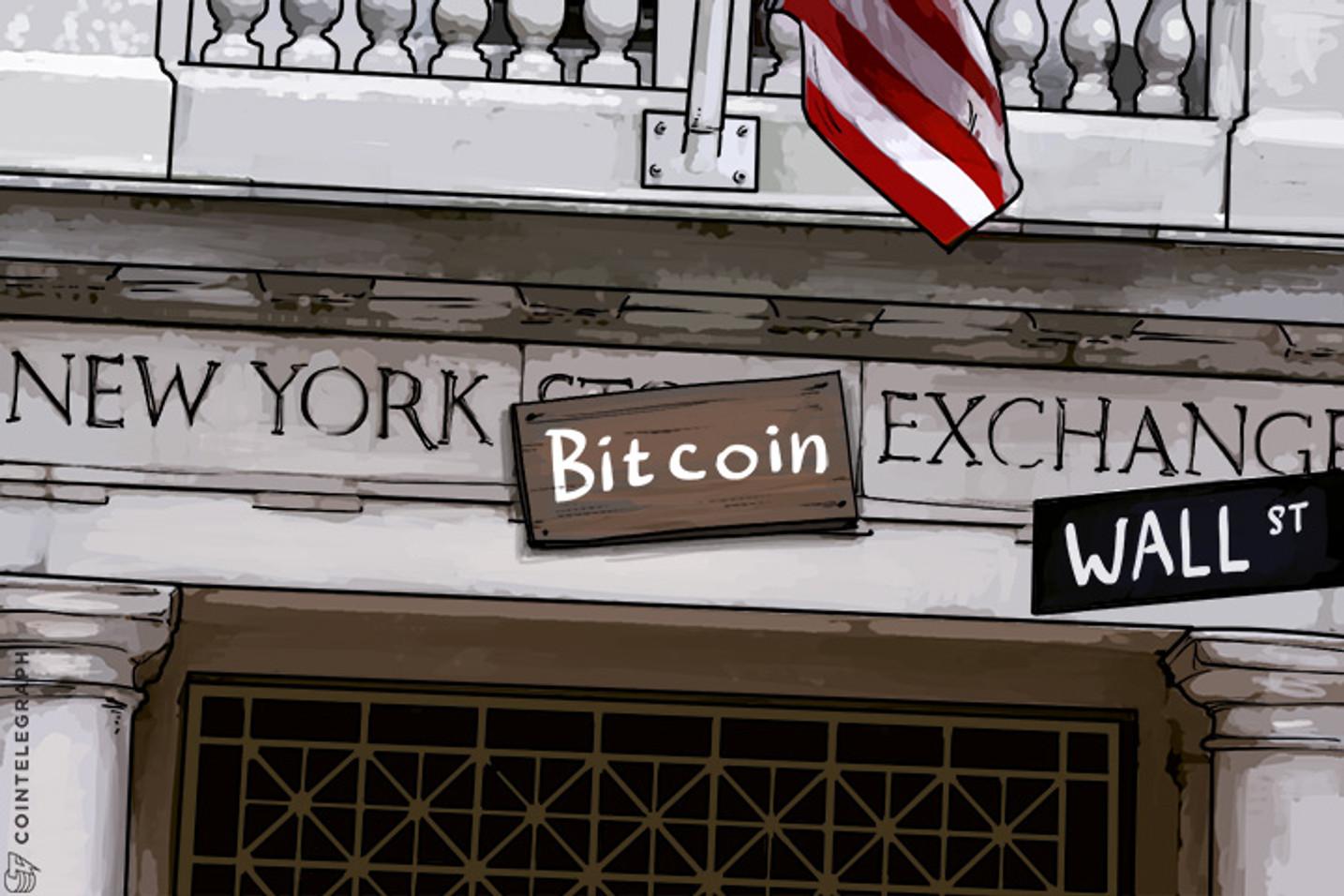 Wall Street não pode mais demitir o Bitcoin, a demanda é muito alta