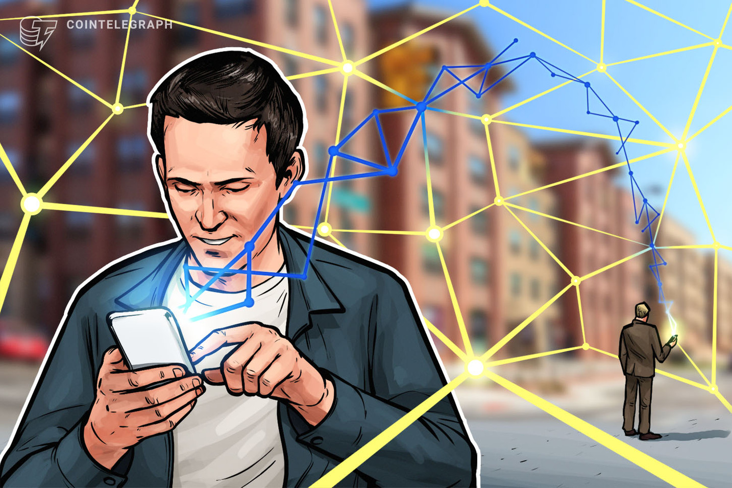 Telecom Giant Telefonica Pilots Blockchain Access on 8,000 Spanish Firms