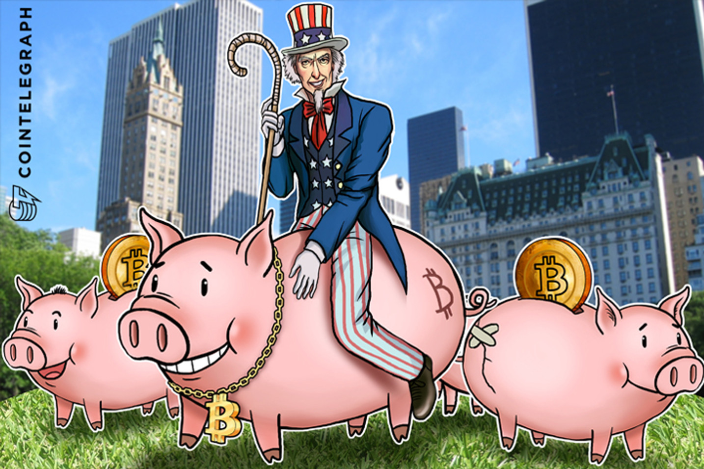 Theo Chino: NY Authorities Are Using Bitcoiners in New York as Guinea Pigs