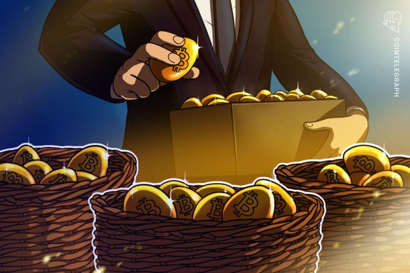 Plataforma de investimentos EQI lança com exclusividade negociação do fundo 100% Bitcoin da Hashdex