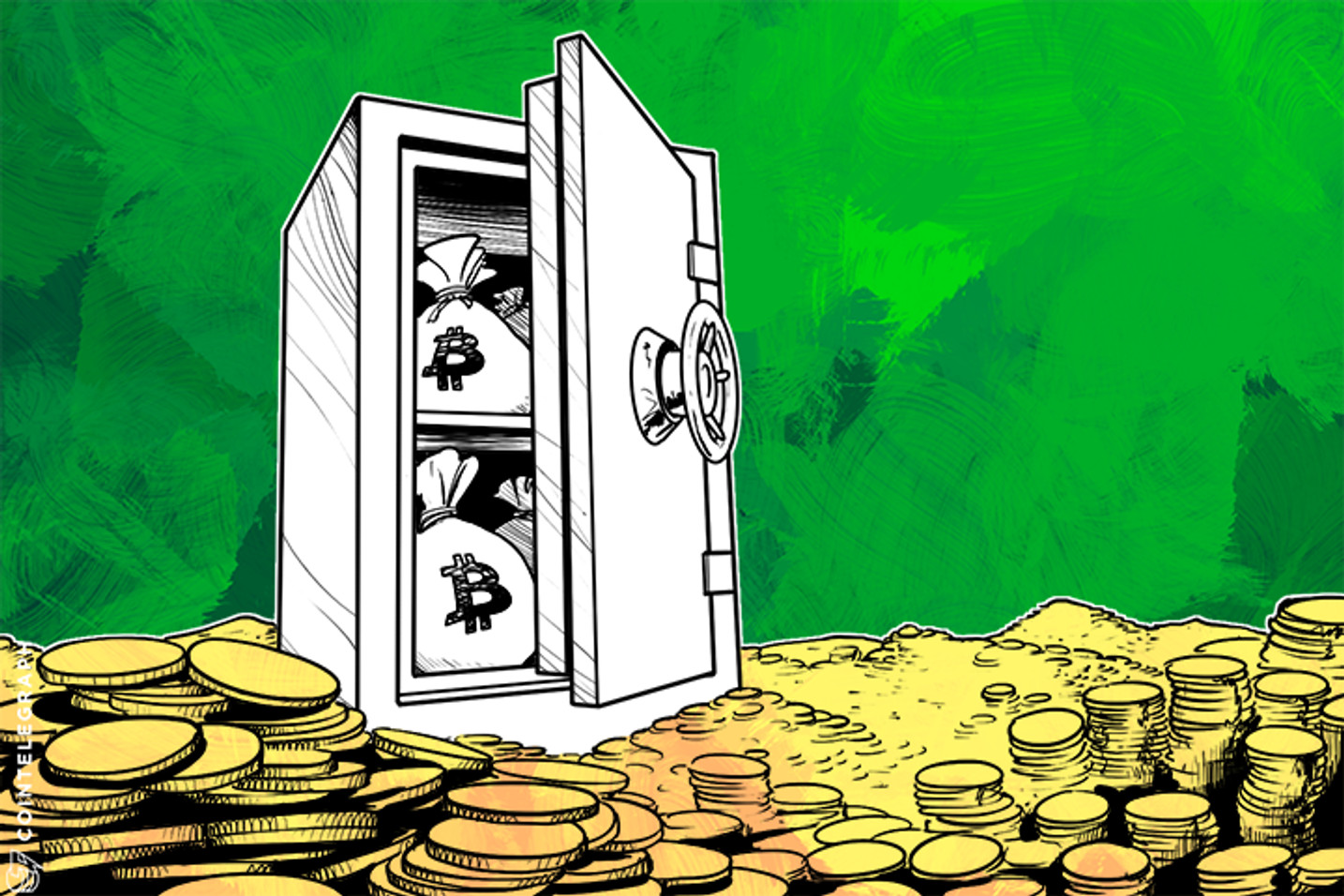 Coinbase-linked Bitcoin Savings Account BSHARE in $400k Investment