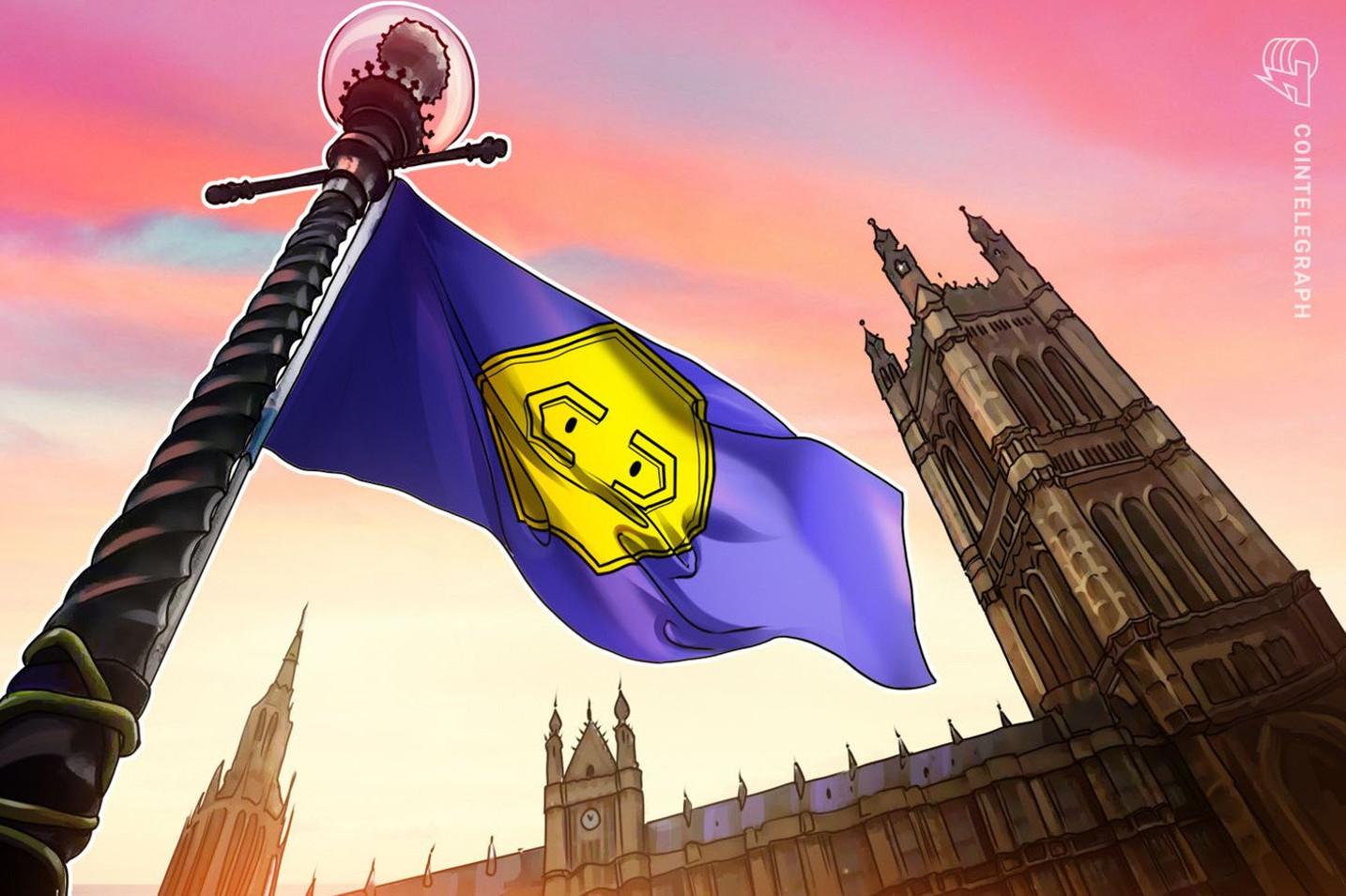 仮想通貨ビットコイン保有者は 「全てを失う覚悟を」イングランド銀行の次期総裁が発言