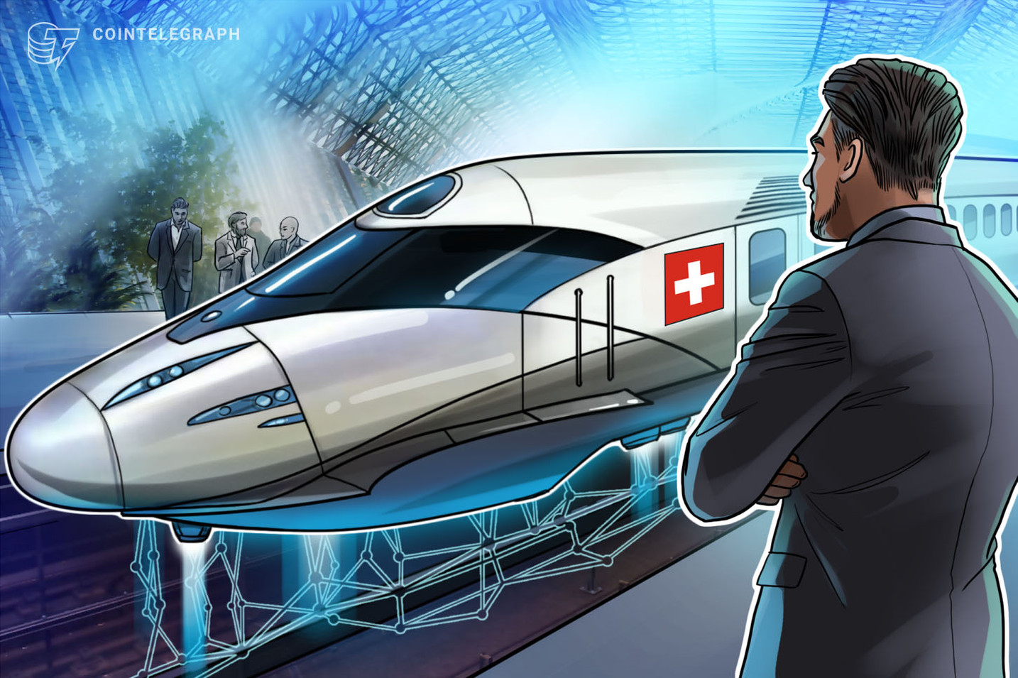 National Swiss Railway Operator Completes Pilot of Blockchain ID Management System