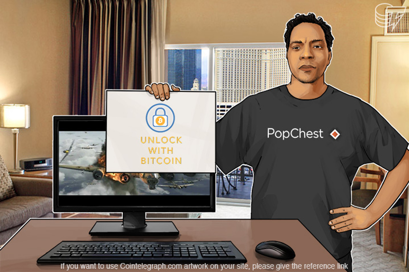 PopChest Acquires First Major YouTuber