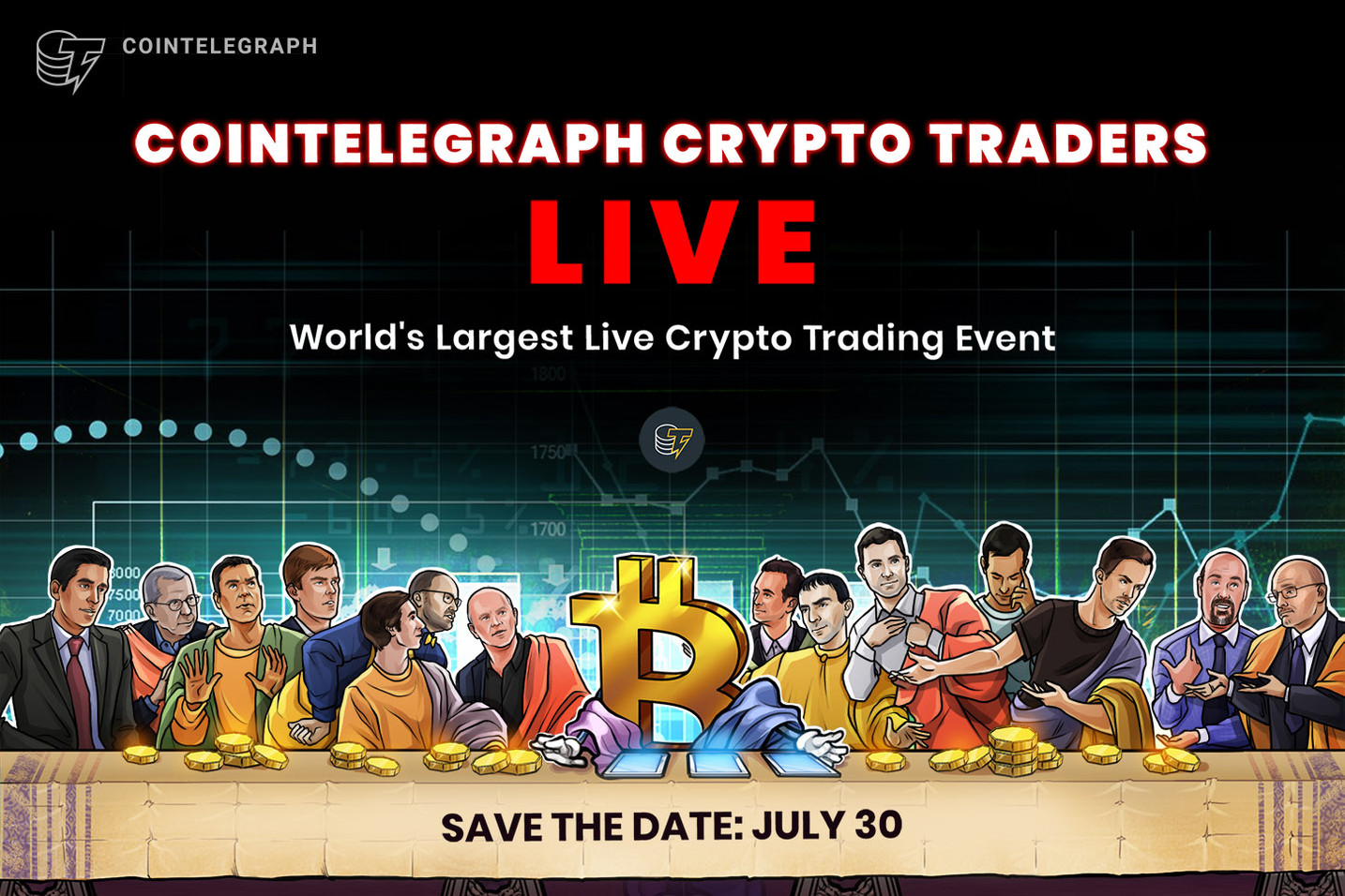Learn Trading Crypto From the Best