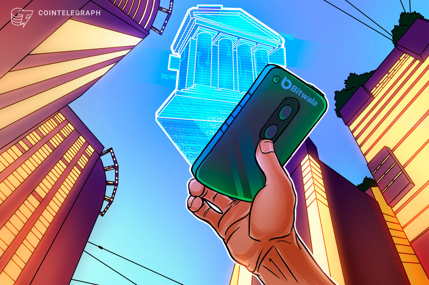 Germany's Bitwala Launches All-In-One Mobile Bitcoin Bank App