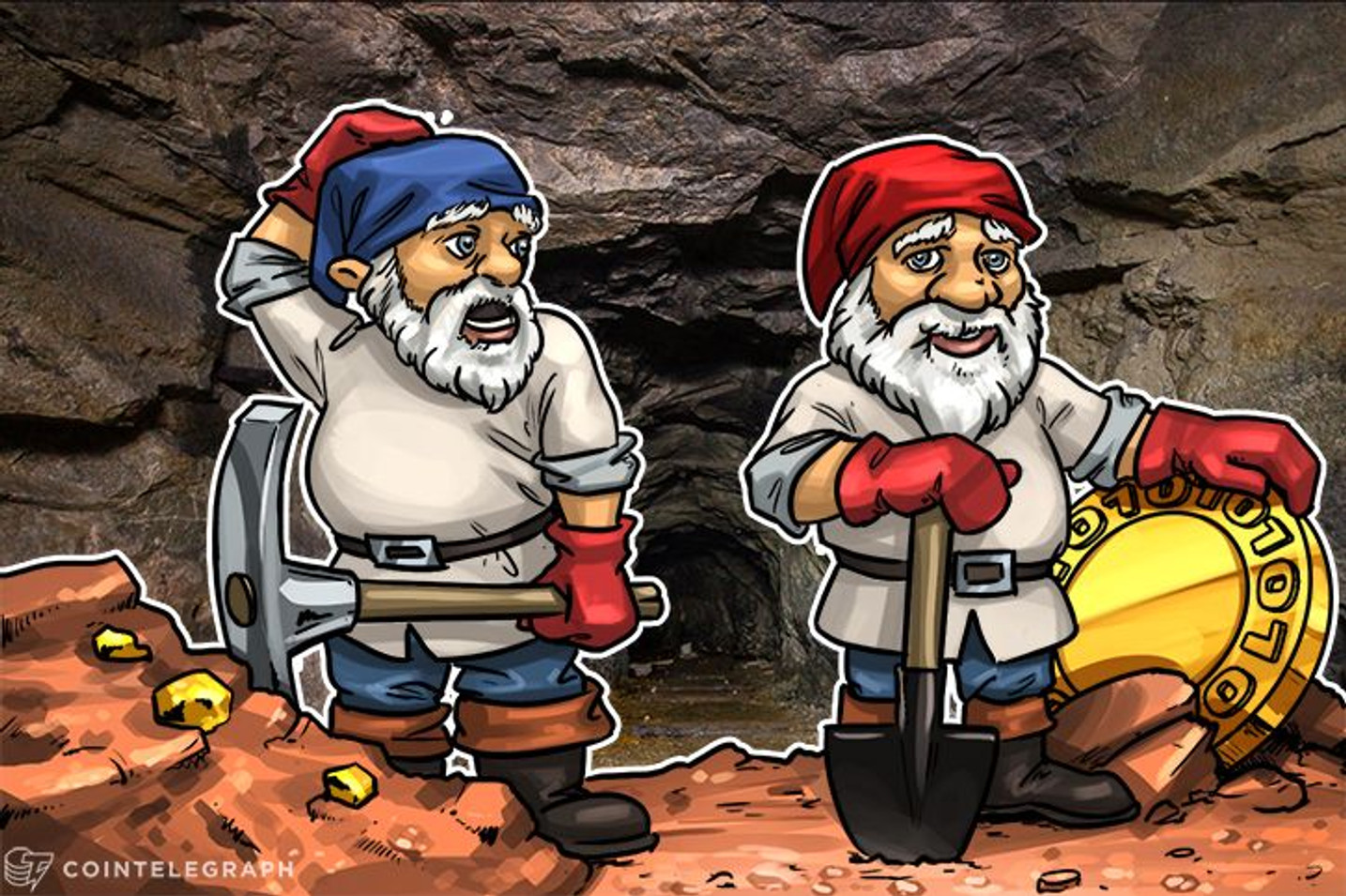 Crypto Mining Overloads Infrastructure In Small WA County
