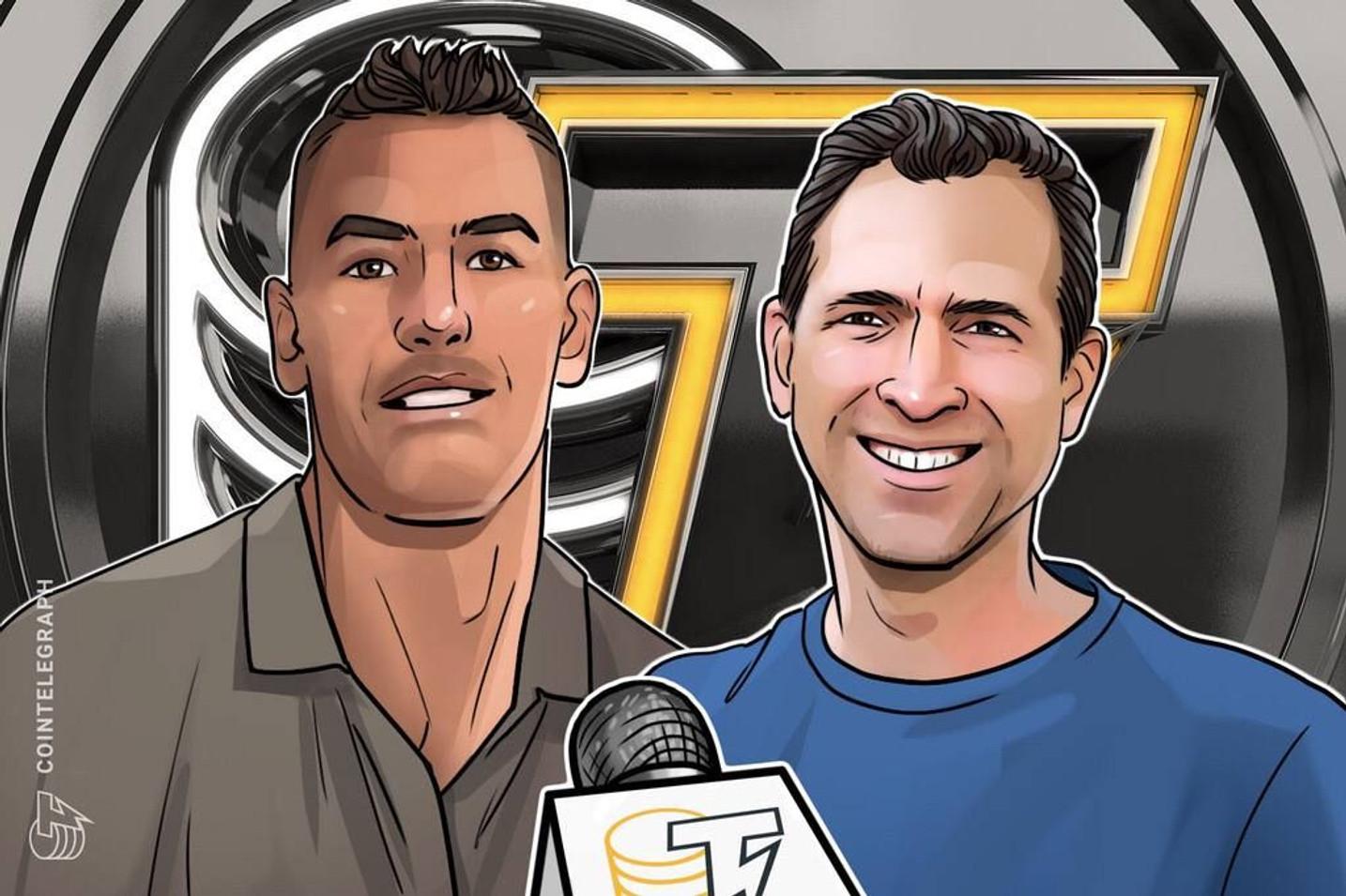"""Co-fundadores de StadioPlus: """"El potencial de los NFT como tecnología es enorme"""""""