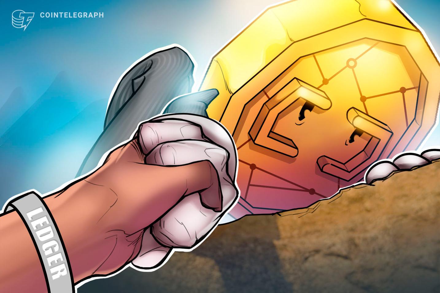 El exchange de criptomoendas Rokkex incorpora Ledger Vault para mejorar la seguridad