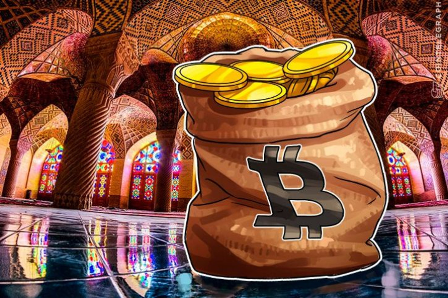 Bitcoin Worth 'A Few Billion Dollars' Coming To Iran: US Analyst