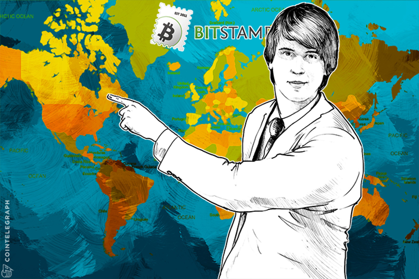 Bitstamp Determined to Extend Global Footprint, Sets Sights on North America