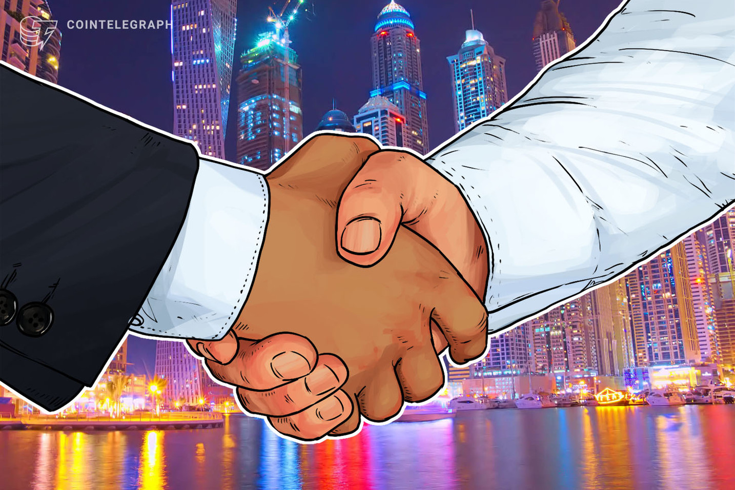 Dubai Real Estate Department Signs MoU With Telecoms Firm to Implement Blockchain