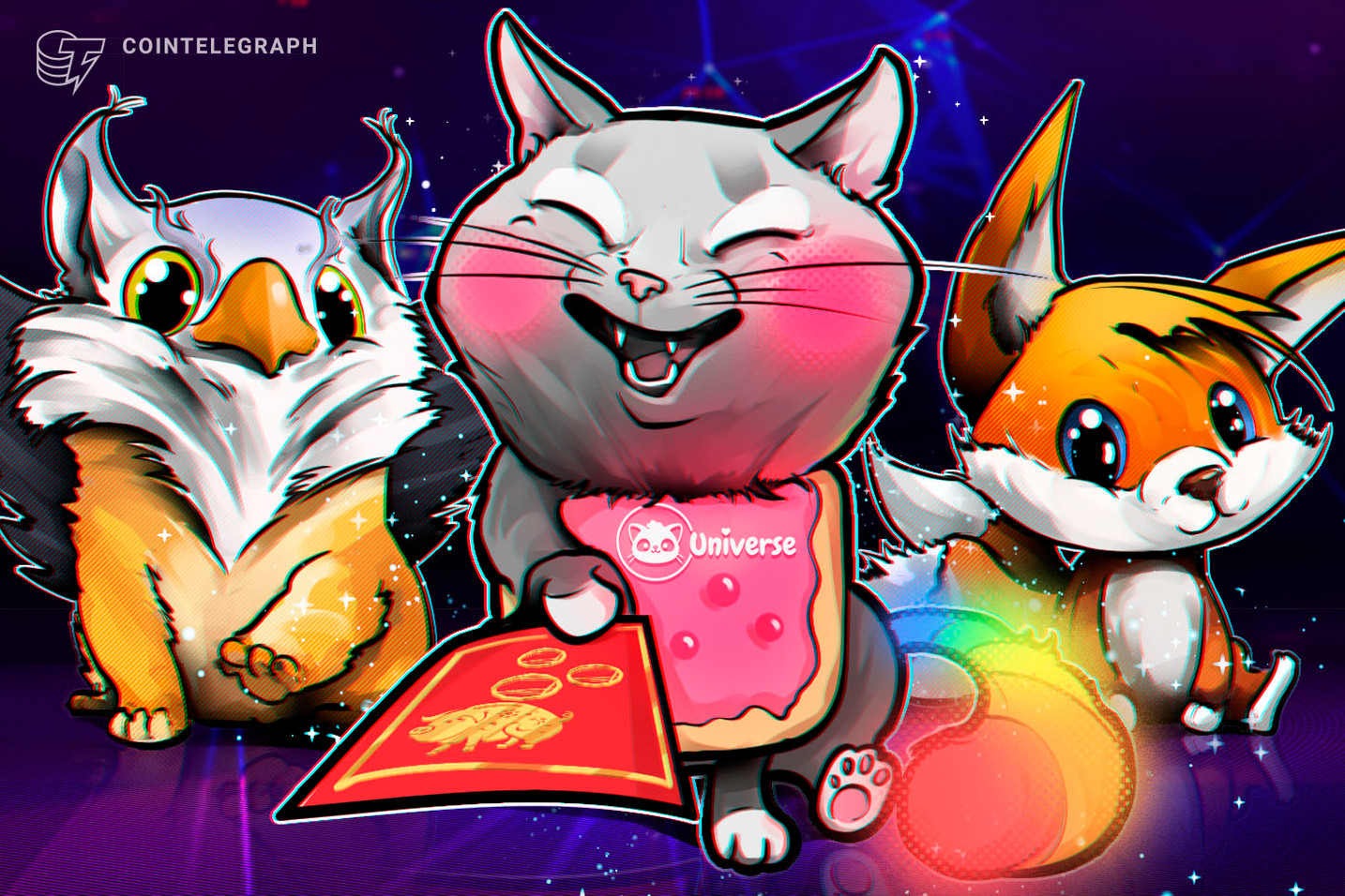 """""""The Cutest Crypto Game"""" Celebrates Chinese New Year and Sends Out Digital Gifts"""
