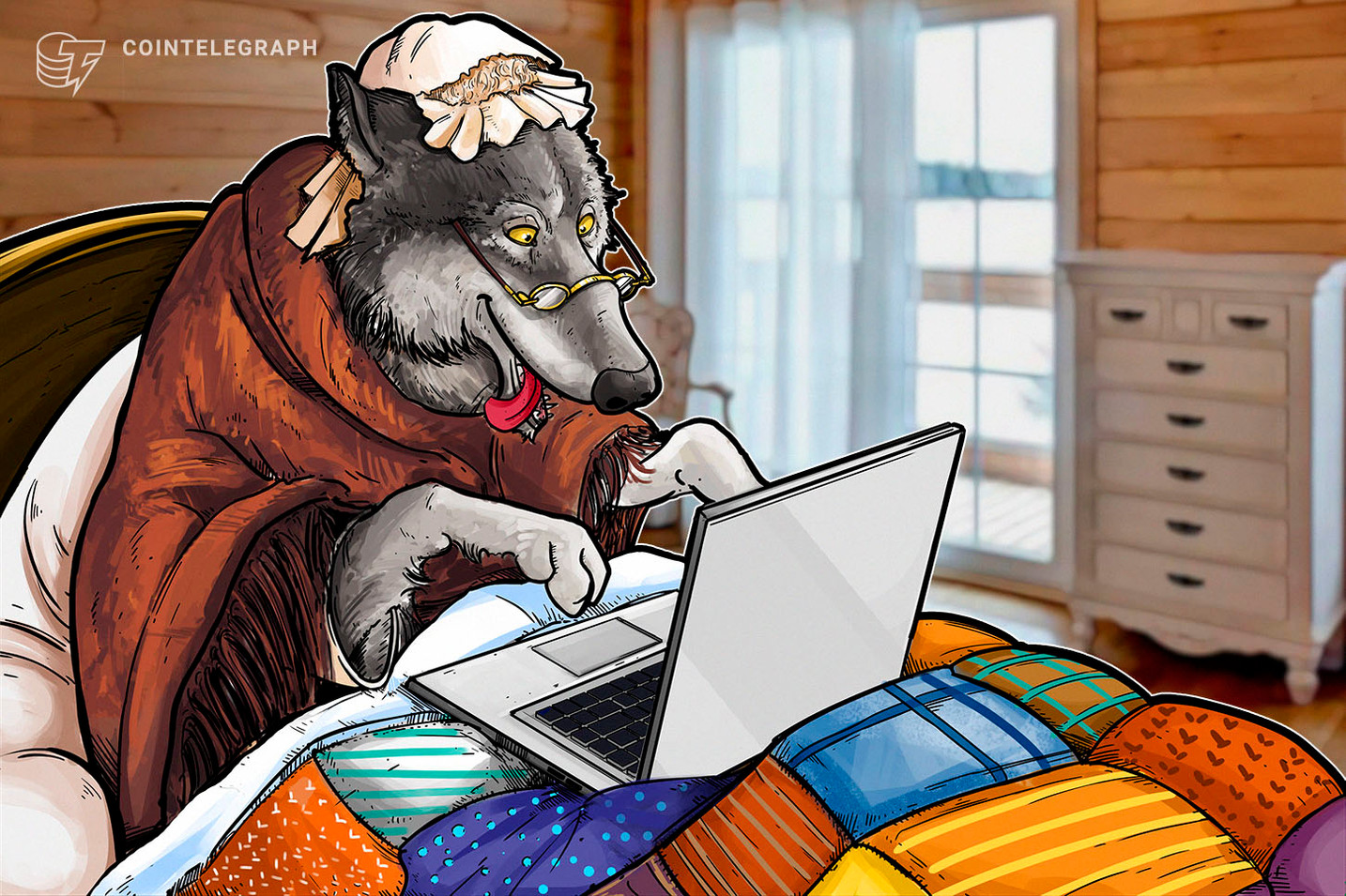 Whistleblower Outs 'Wolf of Kyiv' for $70 Million Bitcoin Scam