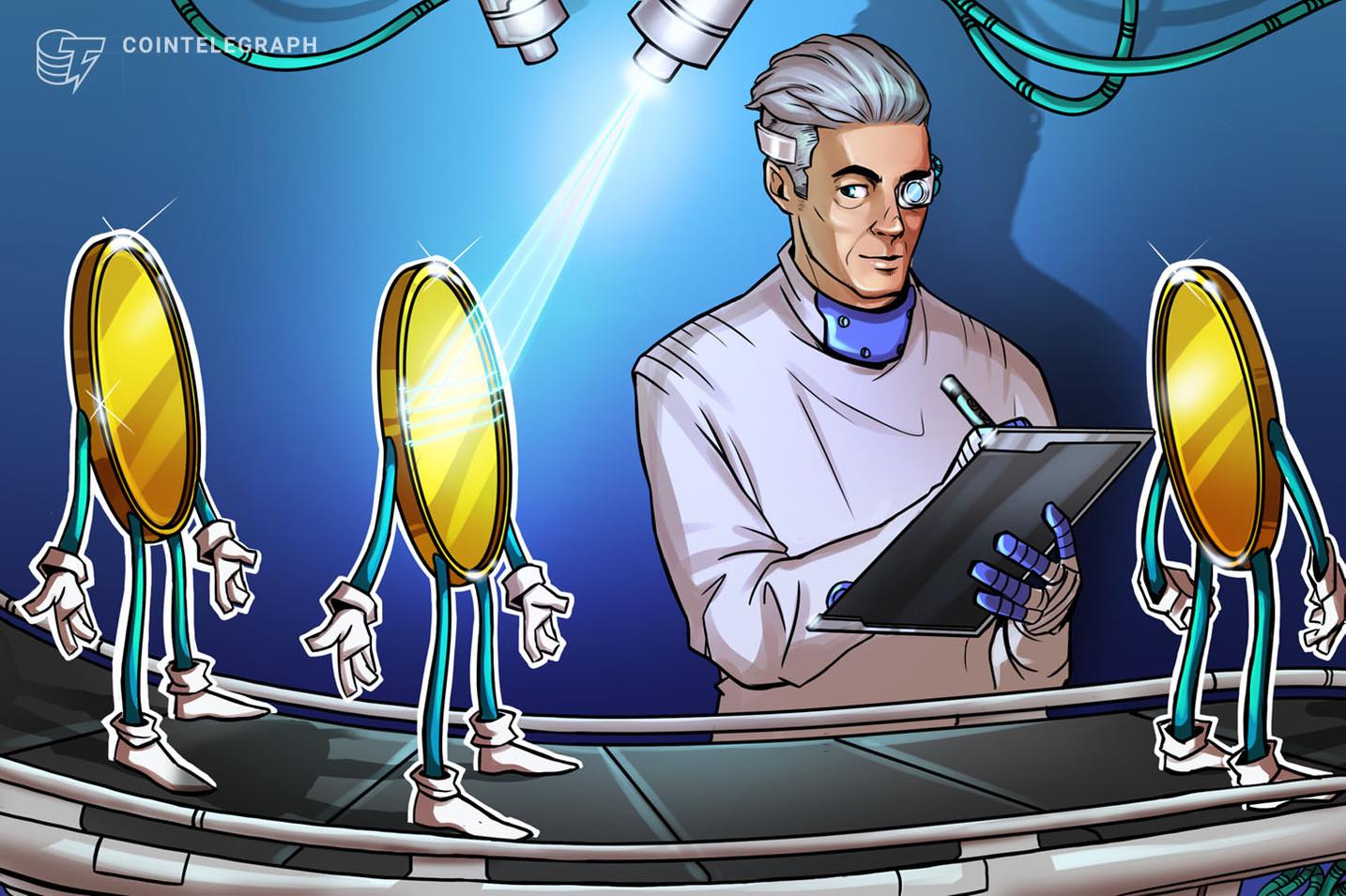 Binance emite tokens respaldados por ONT para comerciarse en DEX