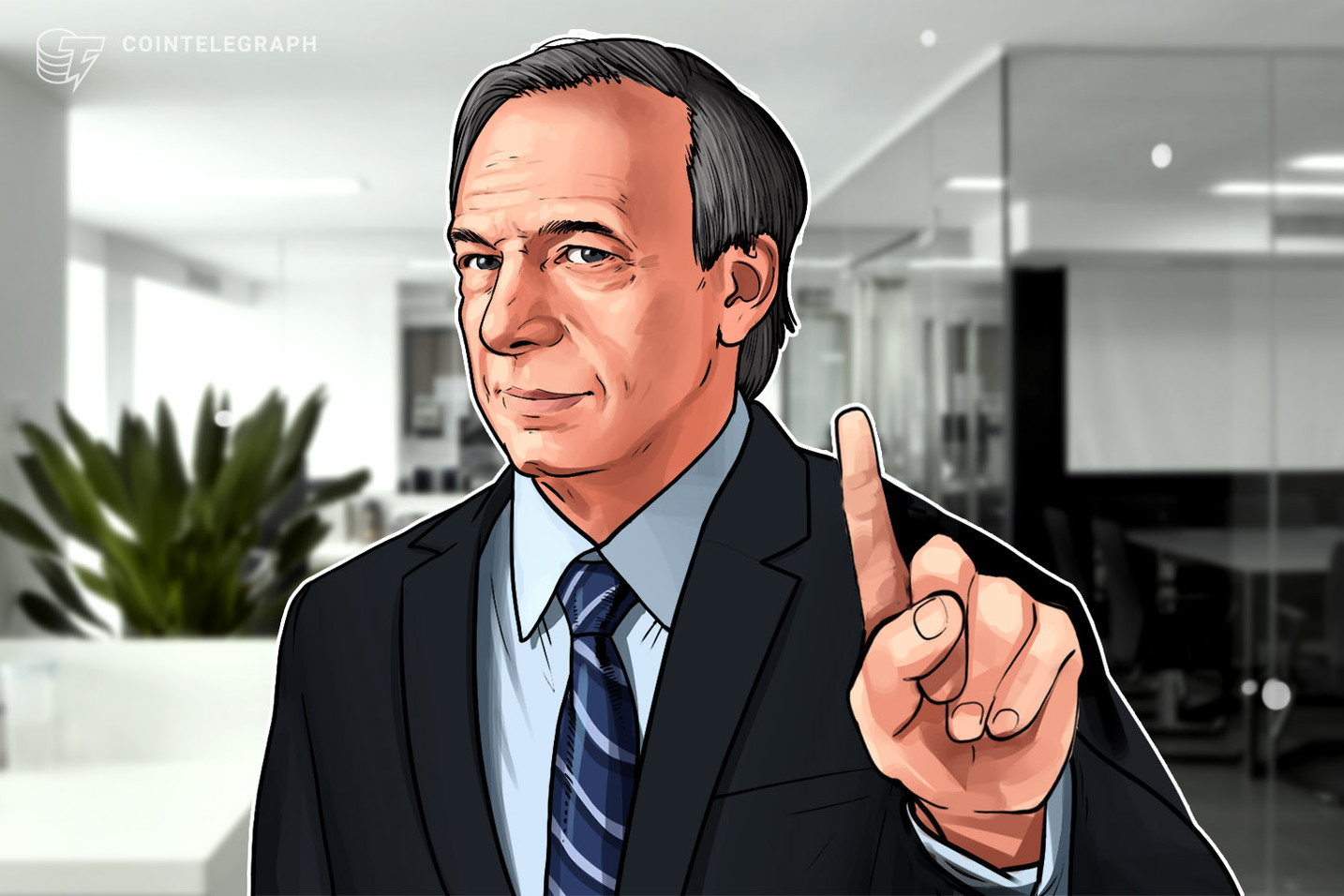 Ray Dalio Bashes Cash, Doesn't Mention BTC Alternative