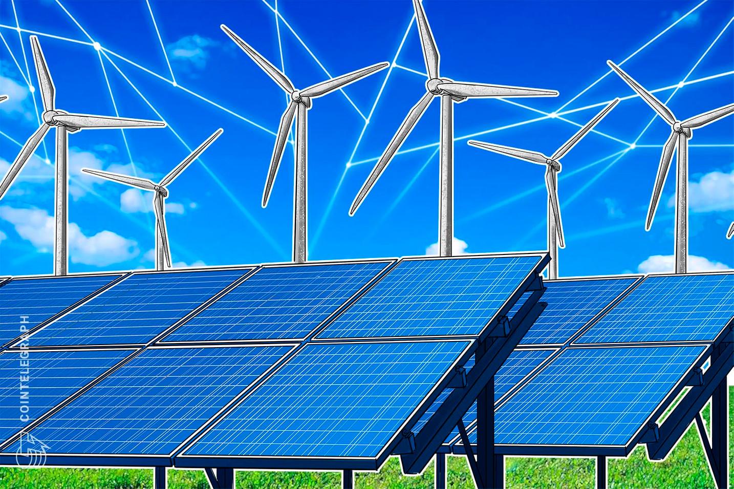 Un nuevo proyecto blockchain permite a los usuarios elegir su fuente de energía renovable