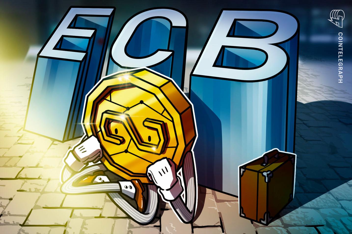 欧州中央銀行「ステーブルコイン規制の明確化必要」 規制の空白化を懸念