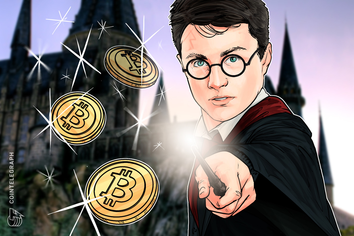 Dear JK Rowling: Bitcoin Is Magic