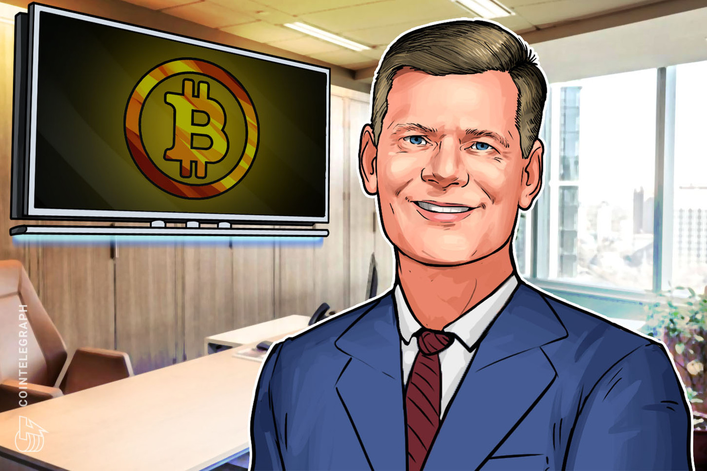 Bitcoin May Blow Past $100K By 2021, Morgan Creek CEO Says