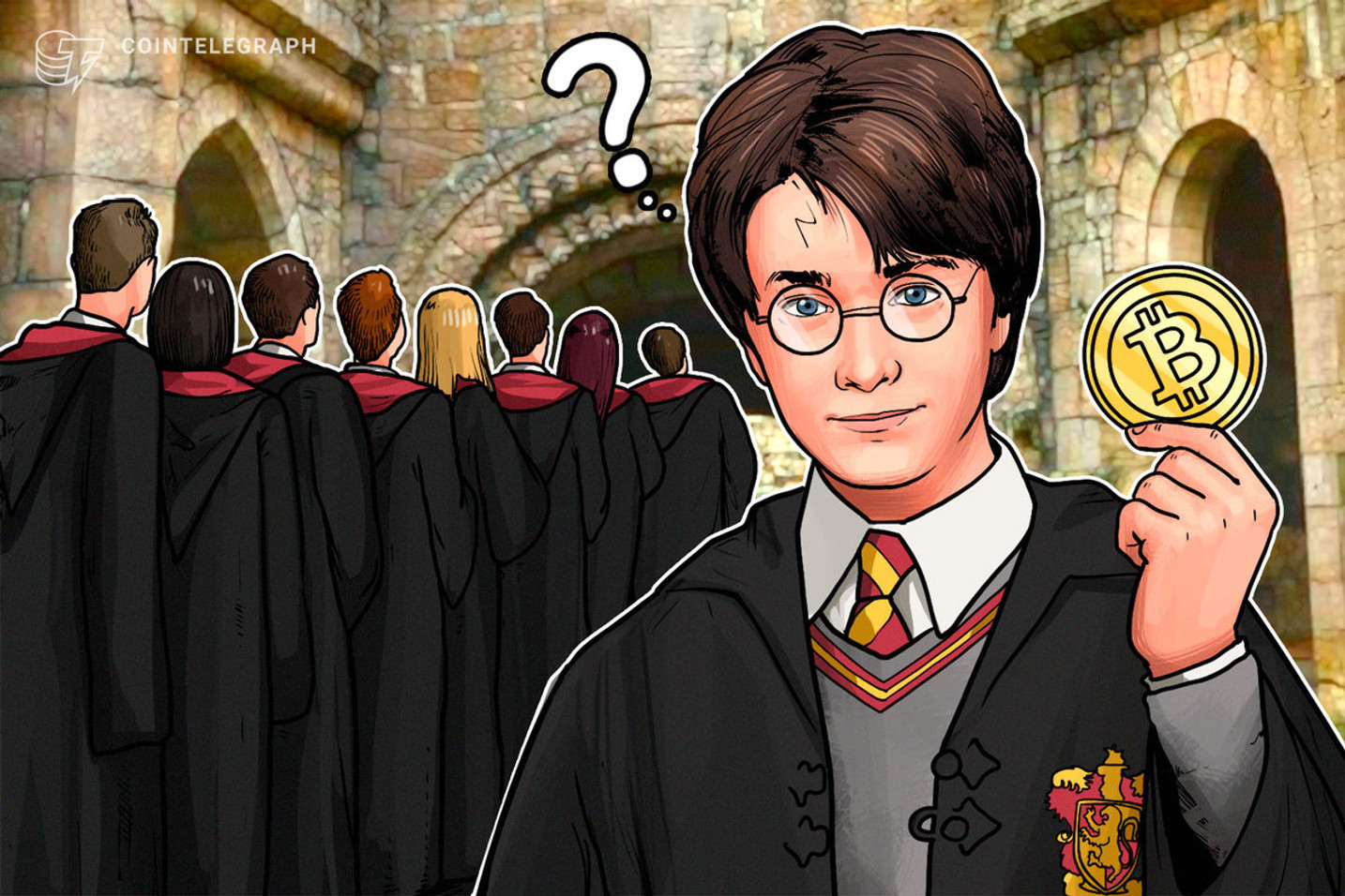 Crypto Twitter Fails to Explain Bitcoin to an Exhausted JK Rowling