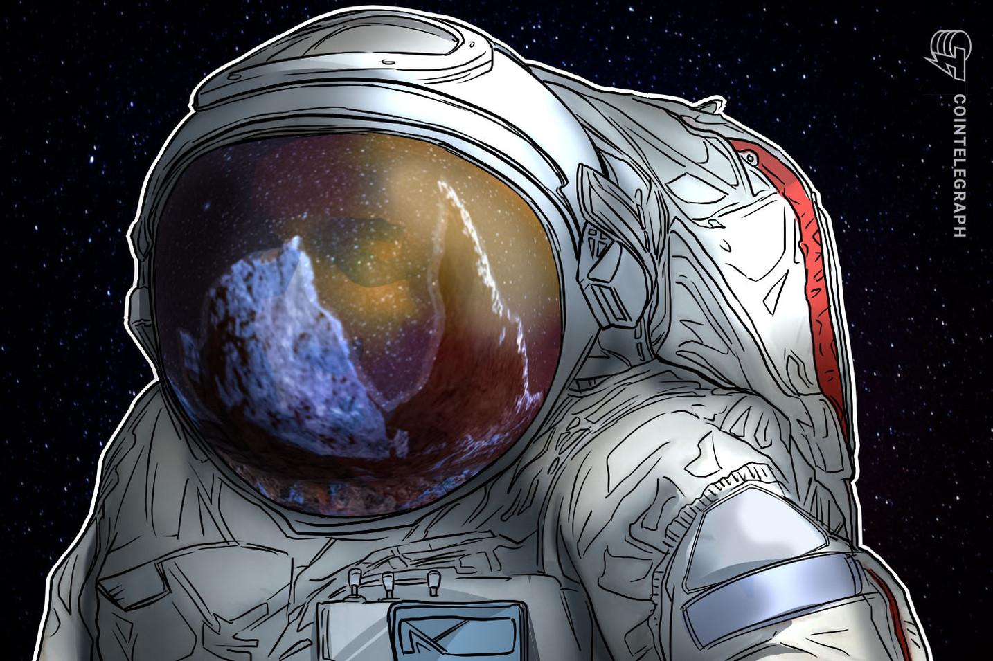 CEO da Dogecoin, Elon Musk lança humanos para o espaço