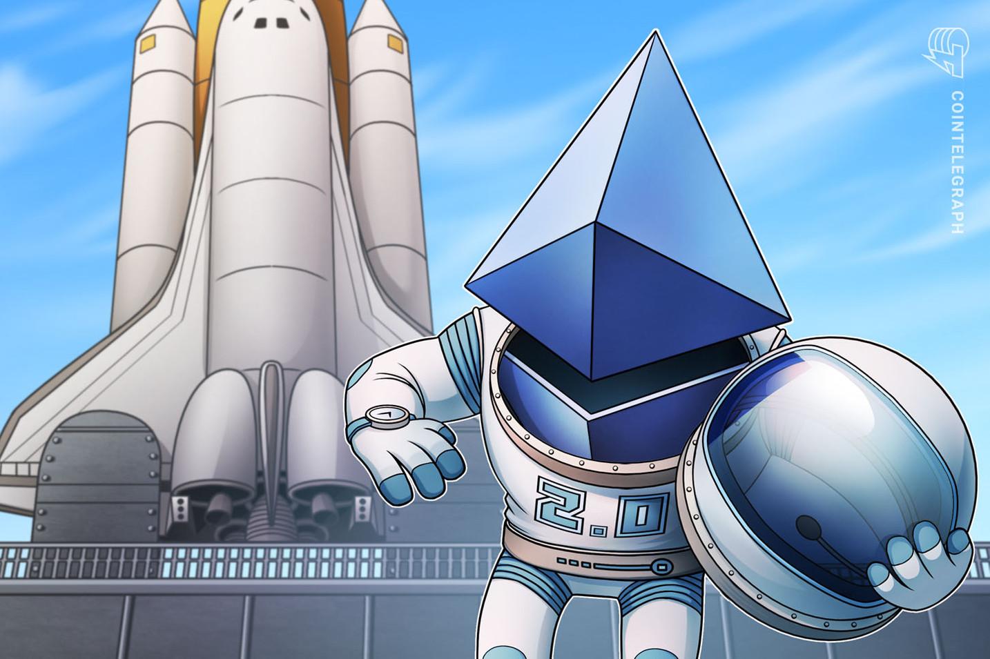 Ethereum destaca novos desenvolvimentos da atualização ETH 2.0