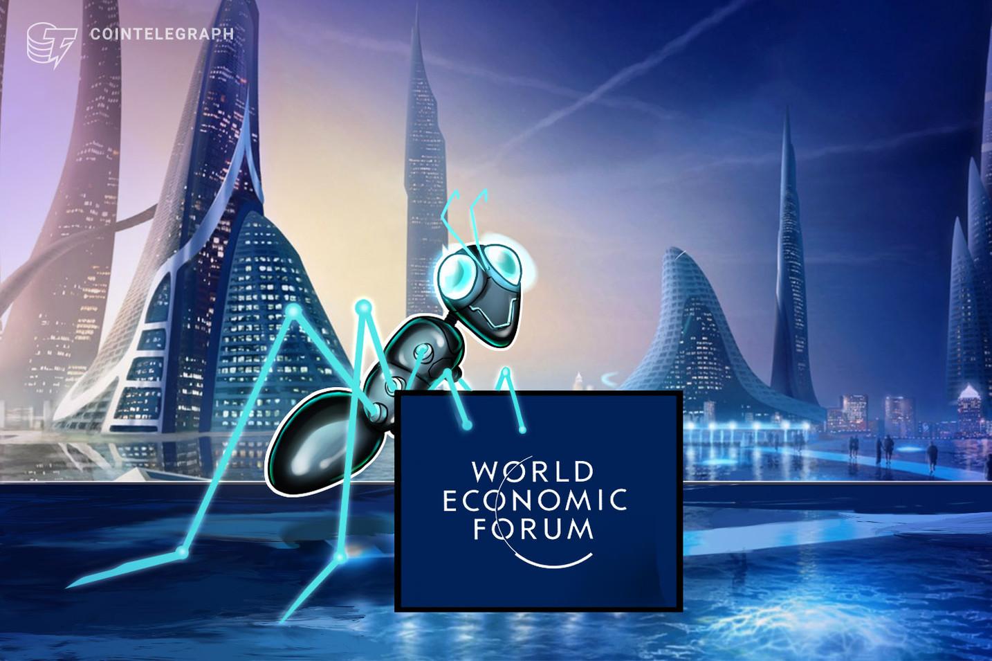 Fórum Econômico Mundial diz que blockchain tem potencial, mas 'limitações notáves'