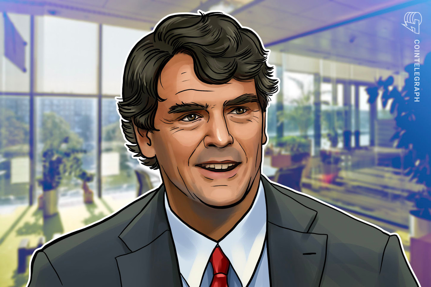 "Tim Draper: ""Kamala Harris Can Learn Crypto"""