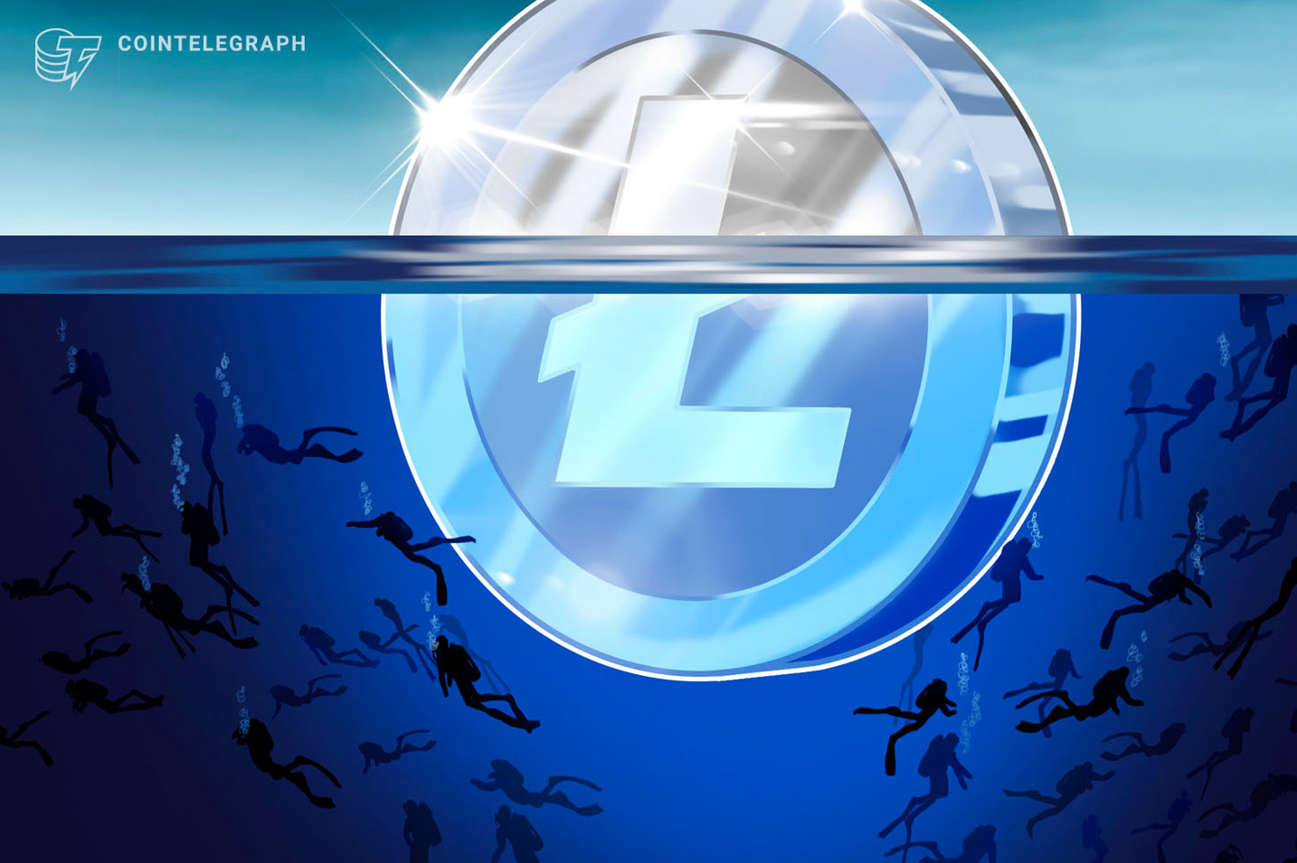 Grayscale's Litecoin-Based Asset Sees Wild Premium Swings