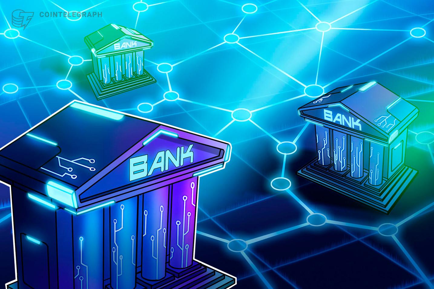 In FinCen-Leak involviert: Aktien großer Banken fallen