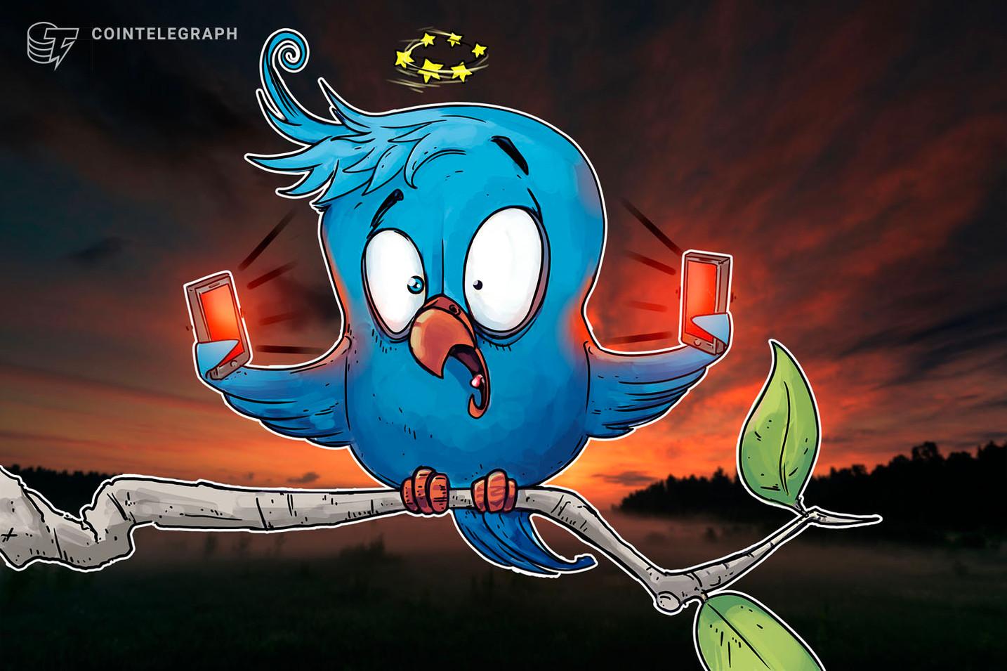 Você não vai acreditar até que ponto os fraudadores cripto do Twitter estão dispostos a afundar