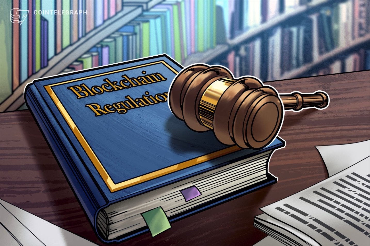 Blockchain legislation passes the House, heads for Senate