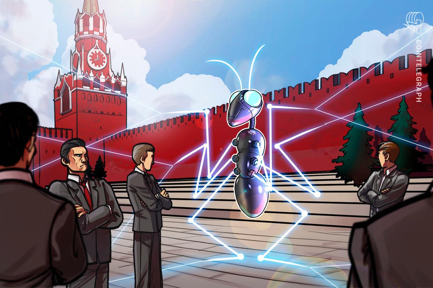 الحكومة الروسية تعطي الأولوية لتطوير بلوكتشين