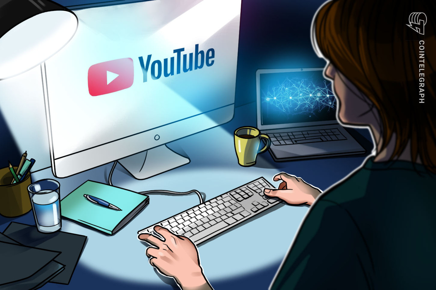 YouTube pulls the plug on another crypto livestream