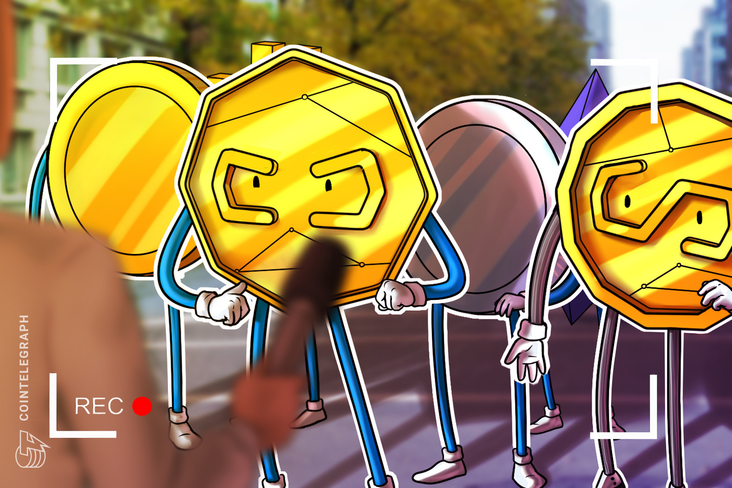 Gold smuggler's gait gives him away as PayPal launches price action moon mission: Bad crypto news of the week