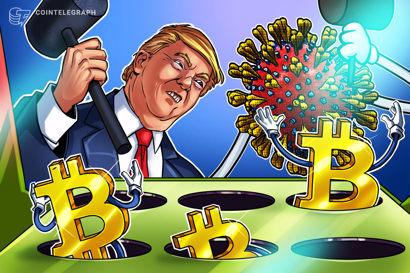 Trump, price dots and COVID-19: 5 things to watch in Bitcoin this week