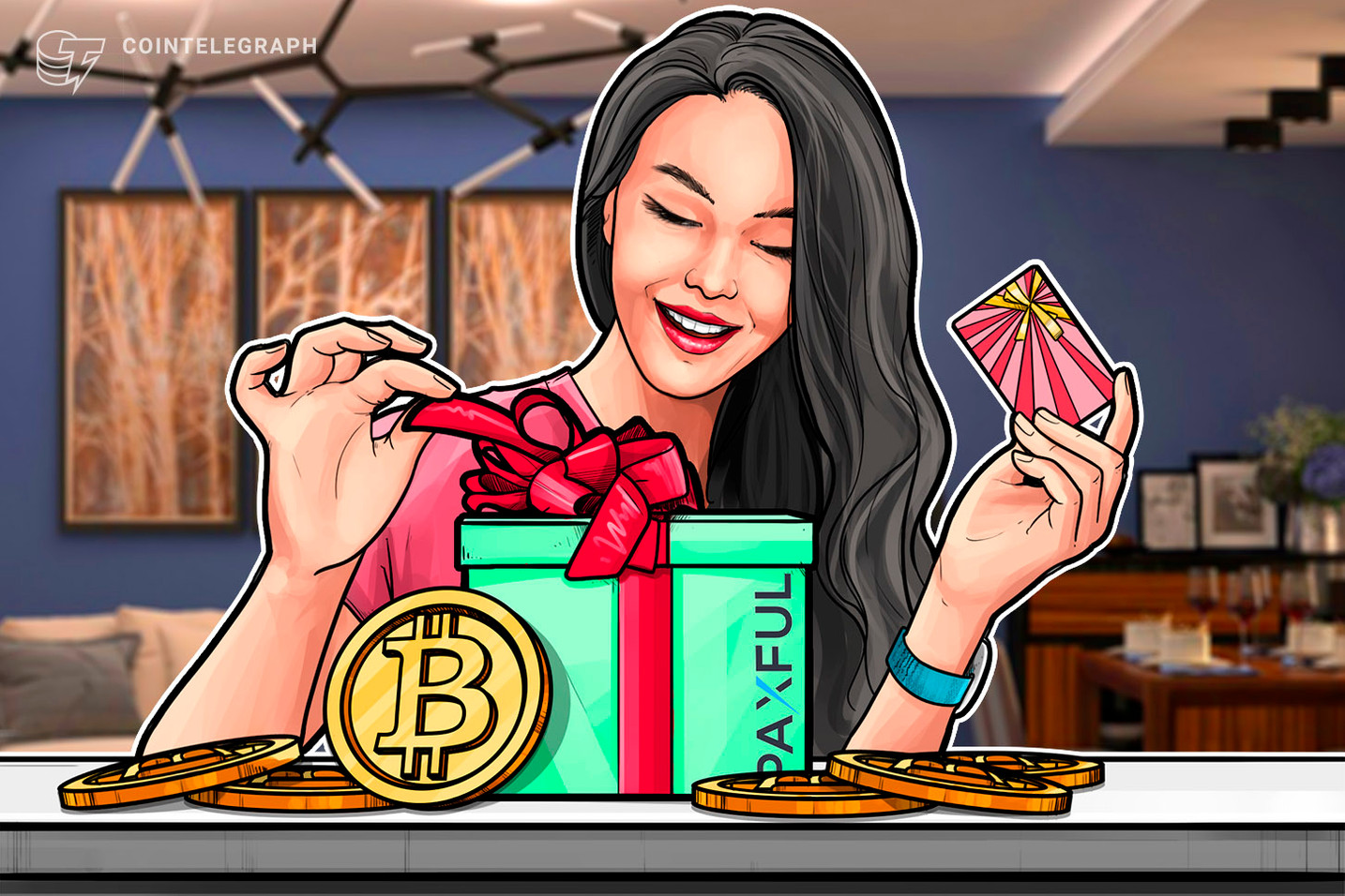 Traders on Paxful sell $16.2M of Bitcoin for discounted gift cards each week