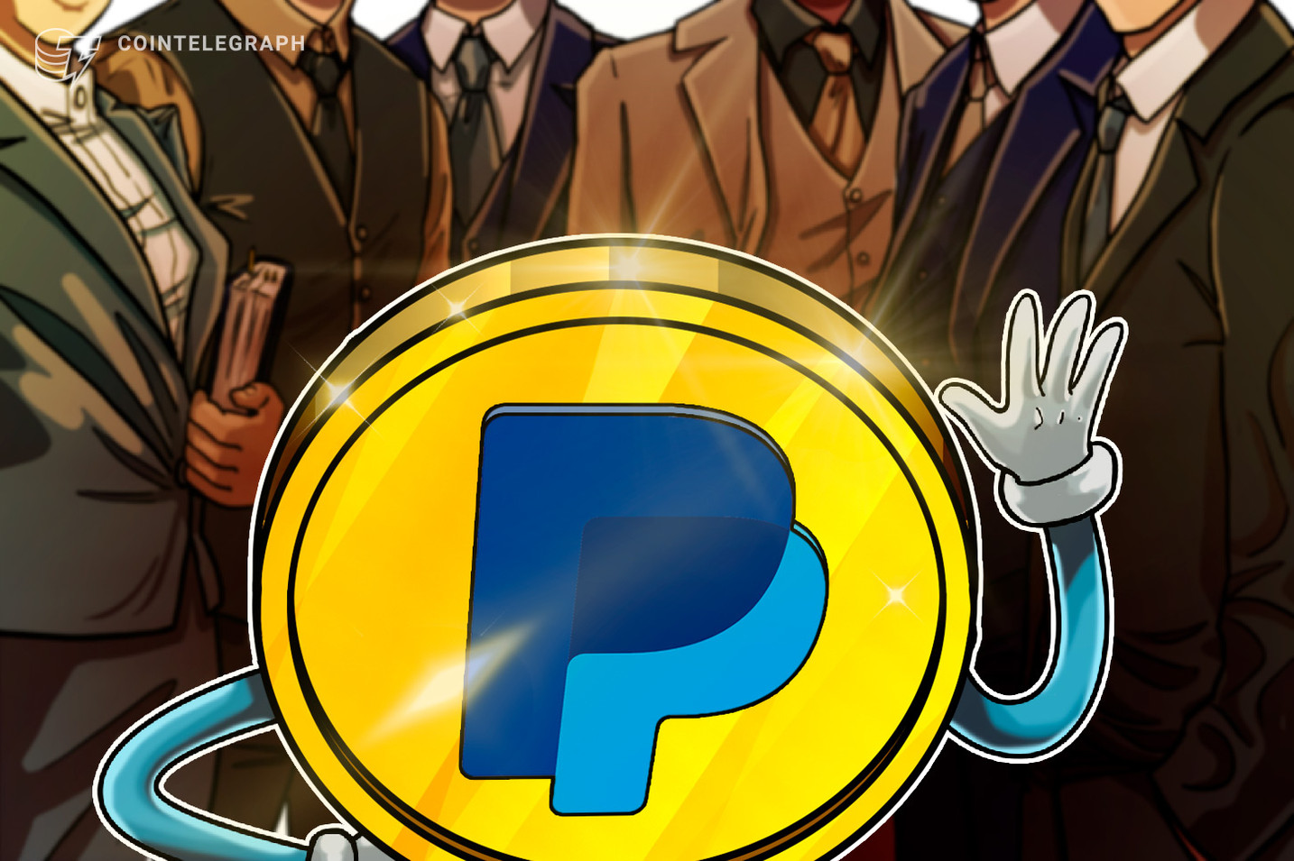"""CoinShares yöneticisi: """"PayPal kendi kripto parasını oluşturabilir"""""""