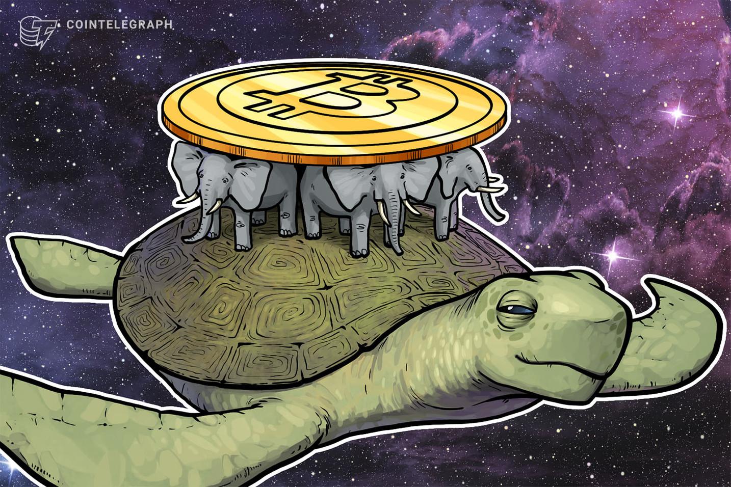 Bitcoin ultrapassa oficialmente o valor do PayPal
