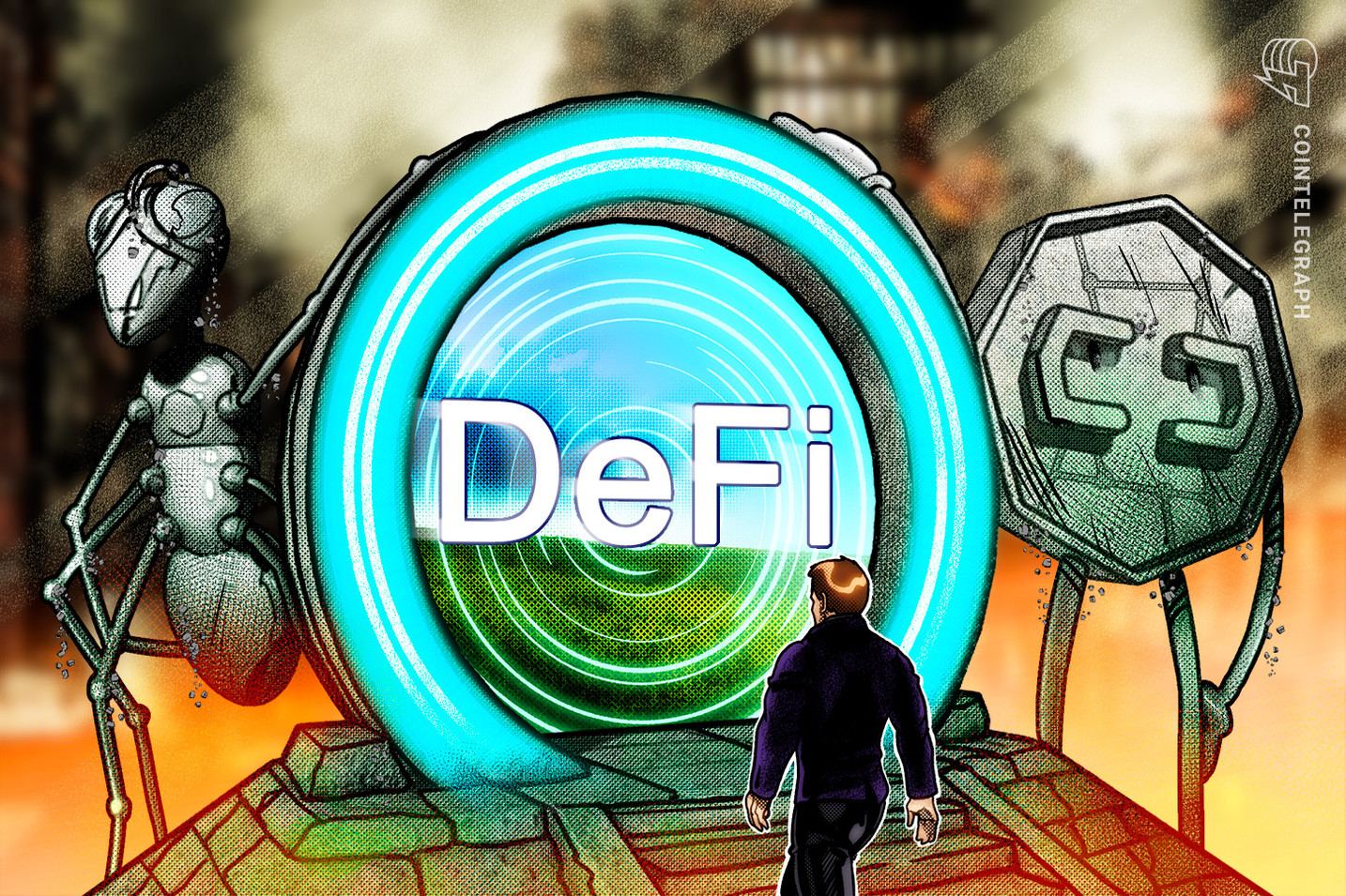 Pantera says they're placing a heavier bet on DeFi than the rest of the market