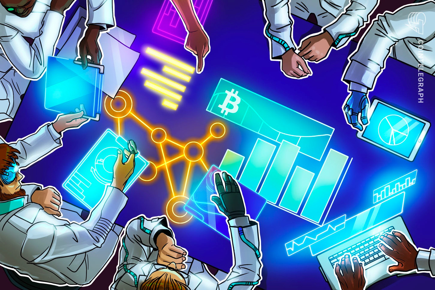 Bitcoin diverges from legacy markets as 'breathtaking' rally predicted