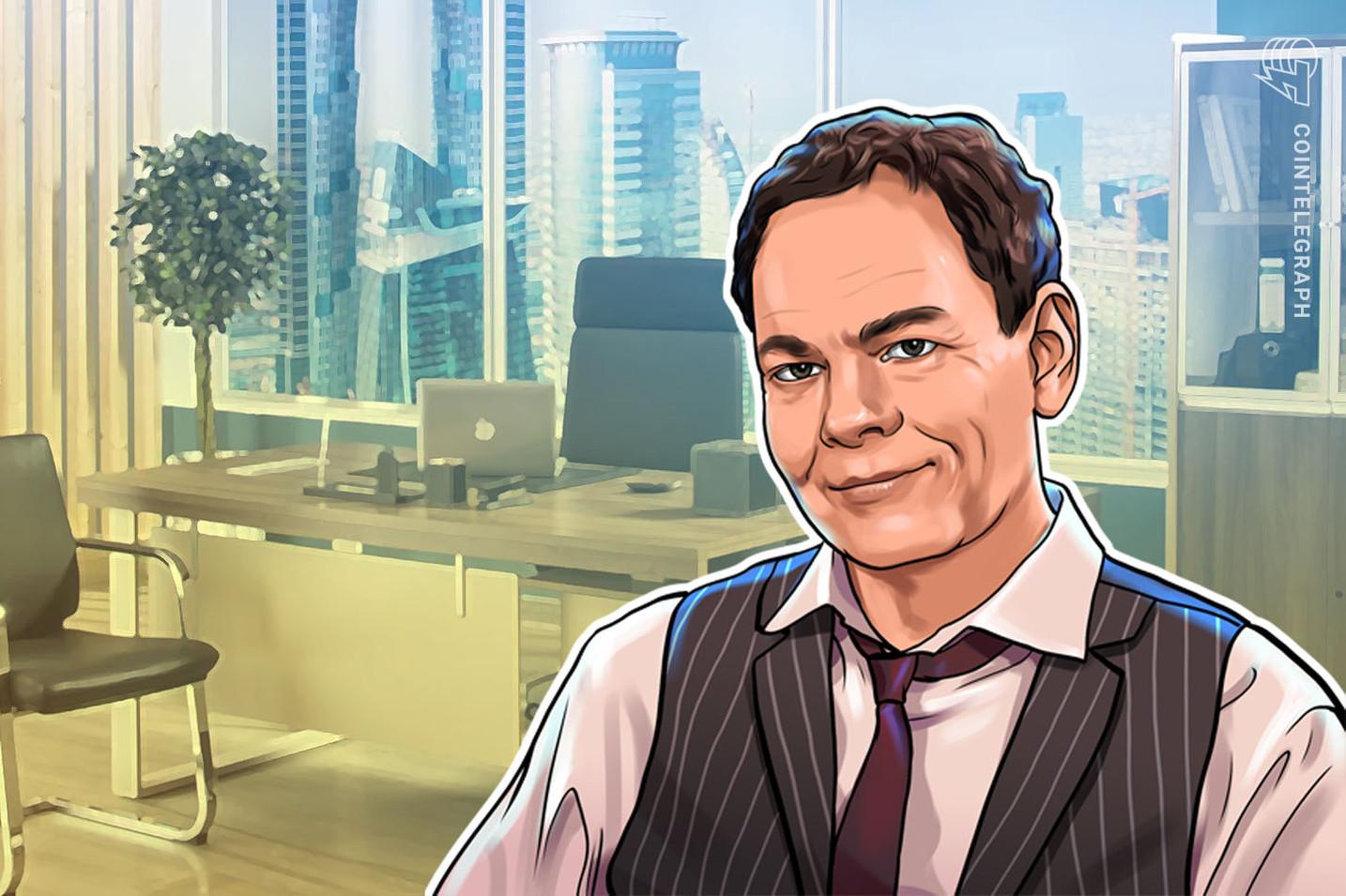 """Max Keiser: """"İnsanların tek kazanma yolu Bitcoin"""""""