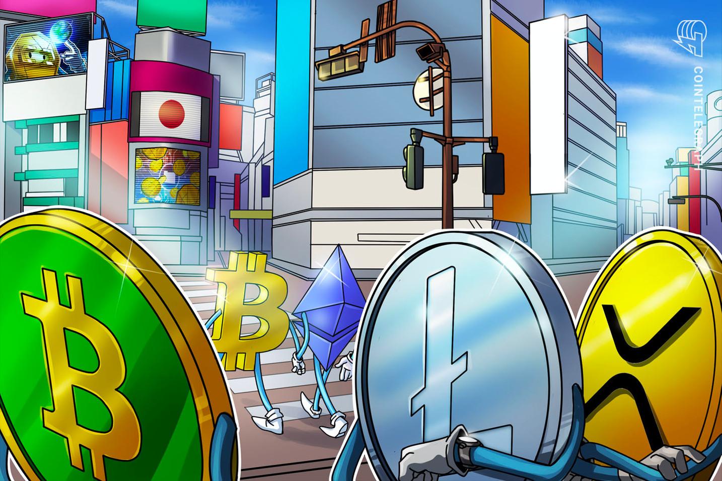"""""""Ninguna moneda digital dominará el mundo"""", dice el Banco de Japón"""