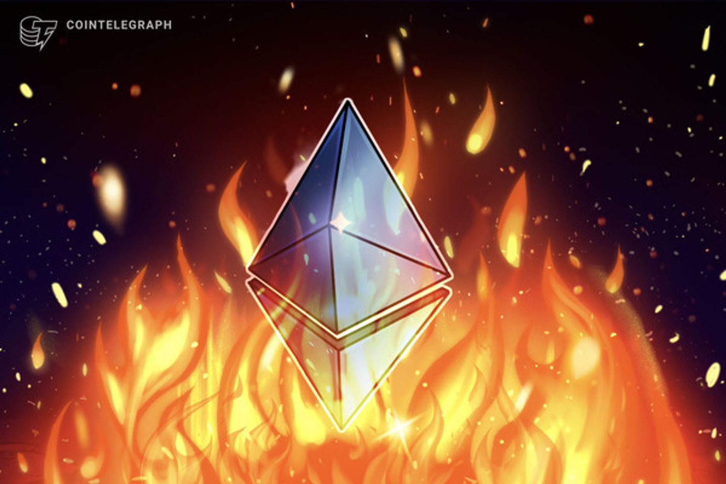 Almost 1M Ether would have been burnt in past year if fee proposal approved