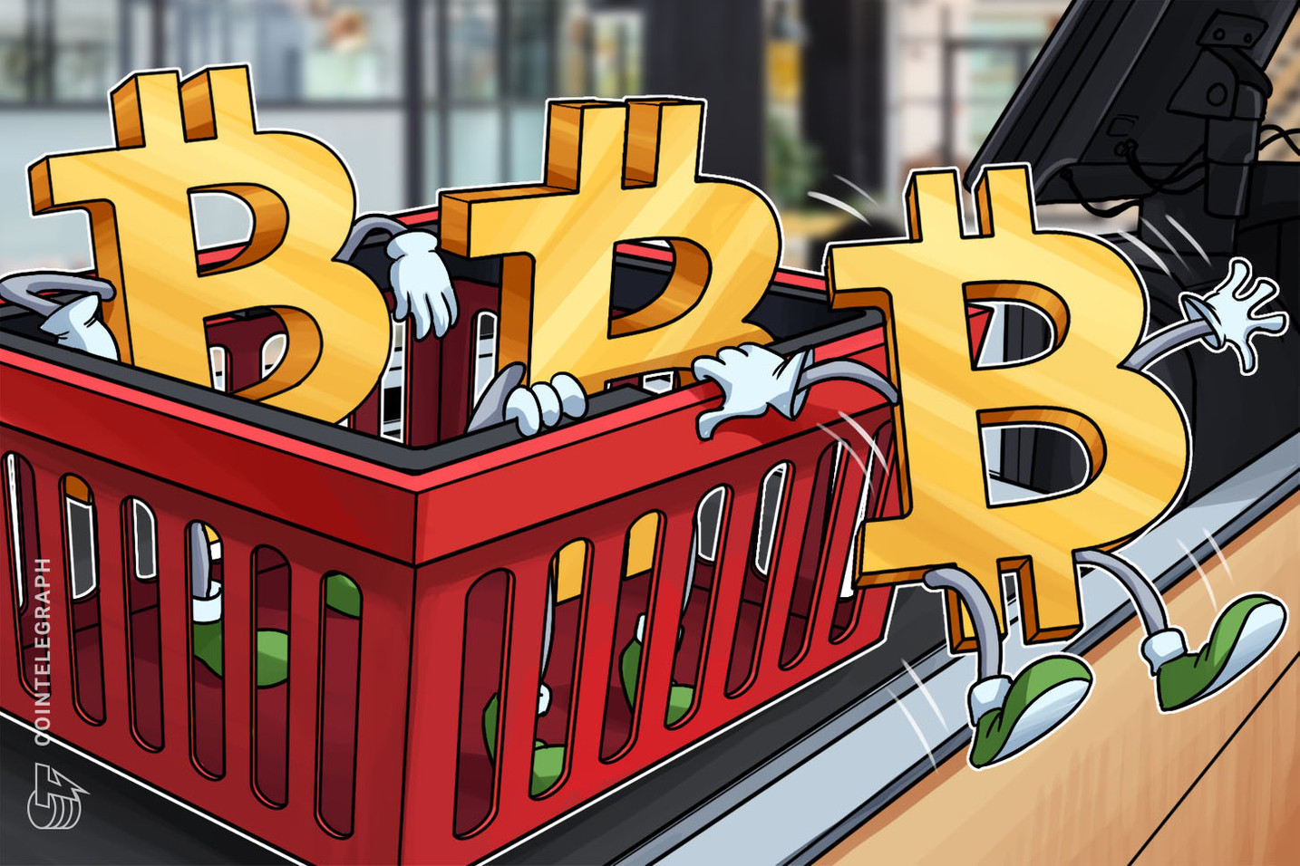 For the first time since 2018 Bitcoin balances on exchanges fell below 2.5M