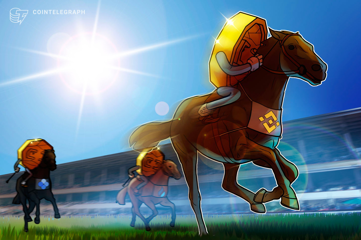 Binance overtakes Huobi, OKEx as biggest derivatives exchange