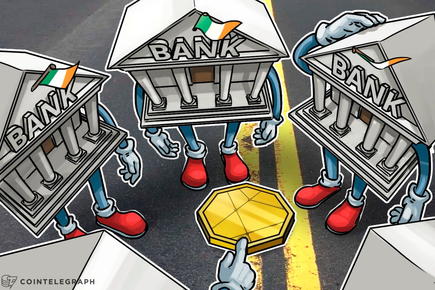 Irish Bitcoin Broker Claims Country's Banks Are Closing Crypto-Related Accounts